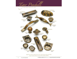 Серии Tiger Penshell, Mother of Pearl, Precious Inlays, Leather